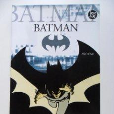 Cómics: BATMAN AÑO 1 Nº 1 . FRANK MILLER . DAVID MAZZUCCHELLI. Lote 40385087