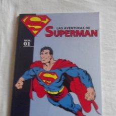 Cómics: LAS AVENTURAS DE SUPERMAN Nº 1 PLANETA DEAGOSTINI DC. Lote 40701371