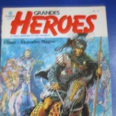 Cómics: GRANDES HEROES Nº 2 EL DESCUBRIMIENTO DEL MUNDO. ULISES - ALEJANDRO MAGNO. PLANETA COMIC. . Lote 40741597