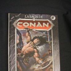 Cómics - LA SAGA DE CONAN - Nº 1 - LA LLEGADA DE CONAN - PLANETA - - 56275330
