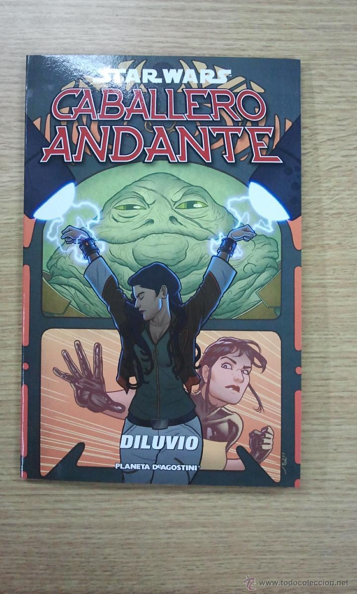 STAR WARS CABALLERO ANDANTE #2 DILUVIO (Tebeos y Comics - Planeta)