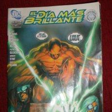 Cómics: BRIGHTEST DAY-GEOFF JOHNS-IVAN REIS- EL DÍA MÁS BRILLANTE 2010 ESPAÑOL Nº 4. Lote 41021369