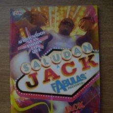 Cómics: FABULAS PRESENTA: JACK. JACK DE CORAZONES. BILL WILLINGHAM. VERTIGO. PLANETA. Lote 56214096