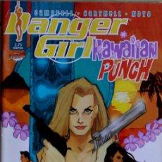 Cómics: DANGER GIRL HAWAIIAN PUNCH. Lote 41082716