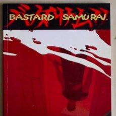 Cómics: BASTARD SAMURAI. DE MICHAEL AVON OEMING, MILES GUNTER Y KELSEY SHANNON. Lote 41114765