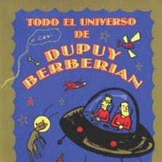 Cómics: TODO EL UNIVERSO DE DUPUY BERBERIAN (PLANETA). Lote 88097676