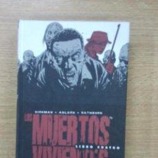 Cómics: MUERTOS VIVIENTES INTEGRAL #4. Lote 41215574