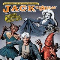 Cómics: FÁBULAS : JACK. LAS NUEVAS AVENTURAS DE JACK Y JACK DE BILL WILLINGHAM & MATTEW STURGES .... Lote 168453158