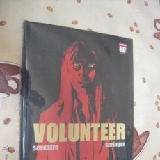 Cómics: VOLUNTEER. Lote 40780782