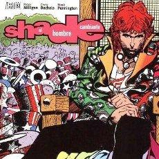 Cómics: SHADE: EL HOMBRE CAMBIANTE LOTE 4 Nº 1-5-6-7. Lote 79025387