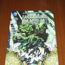 Cómics: LA COSA DEL PANTANO Nº 1 - SCOTT SNYDER - PAQUETTE - ECC. Lote 41621486