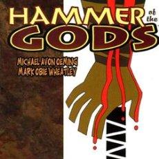 Cómics: HAMMER OF THE GODS: ENEMIGO MORTAL (20 % DESCUENTO). Lote 41801880