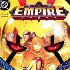 Cómics: EMPIRE LOTE DE 5 Nº (1-2-5-6-8). Lote 41991816