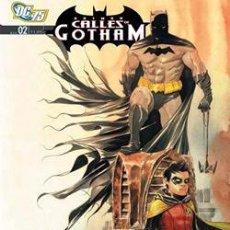 Cómics: BATMAN Nº 2 : CALLES DE GOTHAM DE PAUL DINI & DUSTIN NGUYEN & CHRIS YOST & MIKE BENSON. Lote 42098894