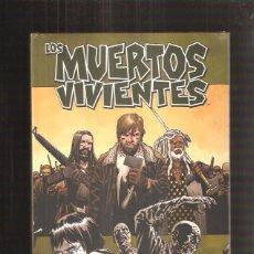 Cómics: LOS MUERTOS VIVIENTES. Lote 42100234