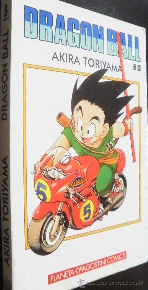 Tomo Blanco Dragon Ball Nº 5 De Akira Toriyama Sold Through Direct Sale 42237101