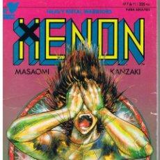Cómics: XENON. NUMERO 7, .(ST/MANGA5). Lote 42572337