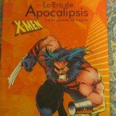 Cómics: X-MEN LA ERA DEL APOCALIPSIS LIBRO 1. Lote 42578049