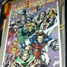 Cómics: TEBEOS-COMICS CANDY - IBERIA INC DATABOOK 1997 - LABERINTO - PACHECO FONTERIZ MARIN - RARO *AA99. Lote 43069073