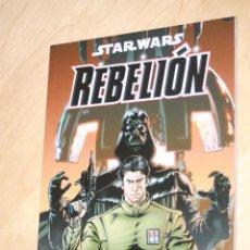 Fumetti: STAR WARS : REBELIÓN Nº 01: MI HERMANO, MI ENEMIGO (NUEVO Y CON DESCUENTO). Lote 43078707