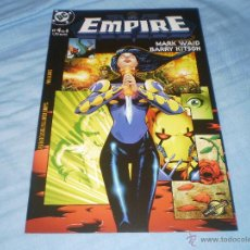 Empire nº 4 Mark Waid Barry Kitson Editorial Planeta DeAgostini 2004