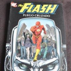 Cómics: THE FLASH FUEGO CRUZADO. Lote 43281027