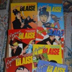 Cómics: COLECCIÓN MODESTY BLAISE.7COMIC BOOKS.COMPLETA.60'S.. Lote 43425908