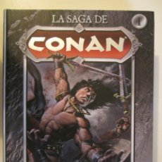 Comics - LA SAGA DE CONAN Nº 1 - 43786431