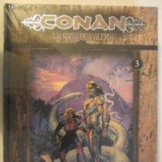 Comics - CONAN LA SAGA DE VALERIA Nº 3 - 164793940