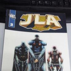 Cómics: JLA VOL 1 Nº 2 / PLANETA. Lote 43945254