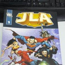 Cómics: JLA VOL 1 Nº 1 / PLANETA. Lote 43945269