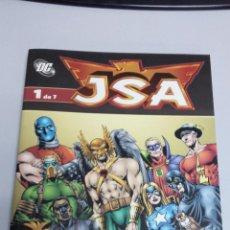 Cómics: JSA VOL 1 Nº 1 - GEOFF JOHNS / PLANETA. Lote 43945869