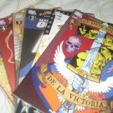 Cómics: LOS SIETE SOLDADOS DE LA VICTORIA NºS 1 2 3 4 5 6 Y 7 + 2 EXTRAS - COMPLETA PLANETA - G. MORRISON. Lote 44729449