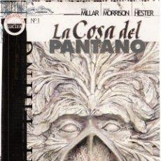 Cómics: BIBLIOTECA DE LUCIEN 1 LA COSA DEL PANTANO. Lote 44051145