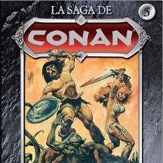 Cómics: LA SAGA DE CONAN Nº 5 : LA ESPADA DE SKELOS PLANETA DE AGOSTINI. Lote 278821353