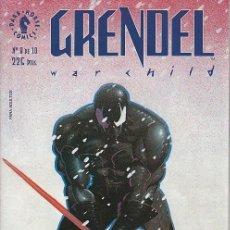 Cómics: GRENDEL: WAR CHILD # 8 (PLANETA DEAGOSTINI-WORLD COMICS,1999) - MATT WAGNER. Lote 44227199