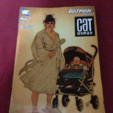 Comics : BATMAN PRESENTA A CATWOMAN NUMERO 2 MUY BUEN ESTADO REF.43. Lote 44245741