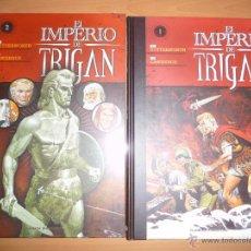 Cómics: EL IMPERIO DE TRIGAN. TOMOS 1 Y 2 EDITADOS POR PLANETA. NUEVOS. Lote 44460367