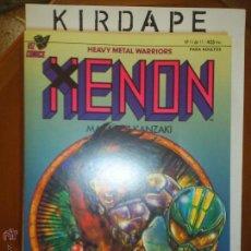 Cómics: XENON, 11 NÚMEROS, COLECCIÓN COMPLETA. Lote 44759629