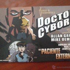 Cómics: DOCTOR CYBORG PLANETA DEAGOSTINI. Lote 44910195