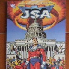 Comics : JSA LA EDAD DE ORO PLANETA DEAGOSTINI TOMO TAPA BLANDA. Lote 44917275