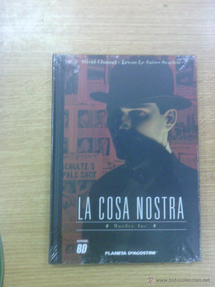 COSA NOSTRA #4 MURDER INC (Tebeos y Comics - Planeta)