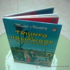 Cómics: PÉTILLON & ROCHETTE: TRIUNFO EN HOLLYWOOD Y OTRAS HISTORIAS. Lote 45048253