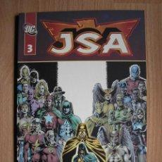 Cómics: JSA TOMO 3 - POSIBILIDAD DE ENTREGA EN MANO EN MADRID. Lote 45144930
