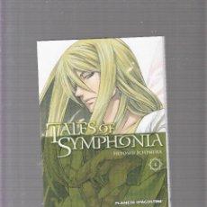 Cómics: TALES OF SYMPHONIA 4. Lote 45204026