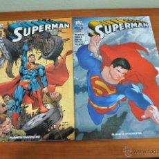 Cómics: SUPERMAN V2 LOTE 8 Nº PRIMEROS. Lote 45224862
