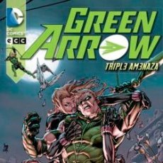 Cómics: GREEN ARROW TRIPLE AMENAZA - NUDC - ECC EDITORES - ANN NOCENTI -. Lote 45331354