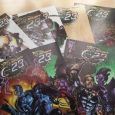 Cómics: JIM LEE'S C-23. MINISERIE DE 8 NÚMEROS COMPLETA. WORLD COMICS. WILDSTORM.. Lote 45404786