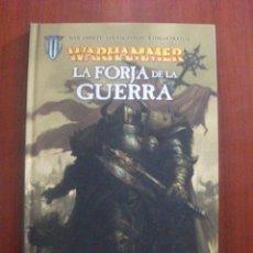Cómics: WARHAMMER LA FORJA DE LA GUERRA PLANETA. Lote 61097178