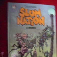 Cómics: SLUM NATION - LA COMUNIDAD - ZALOZABAL - CARTONE. Lote 46145841